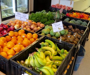 Affordable fresh produce available at our not-for-profit markets.